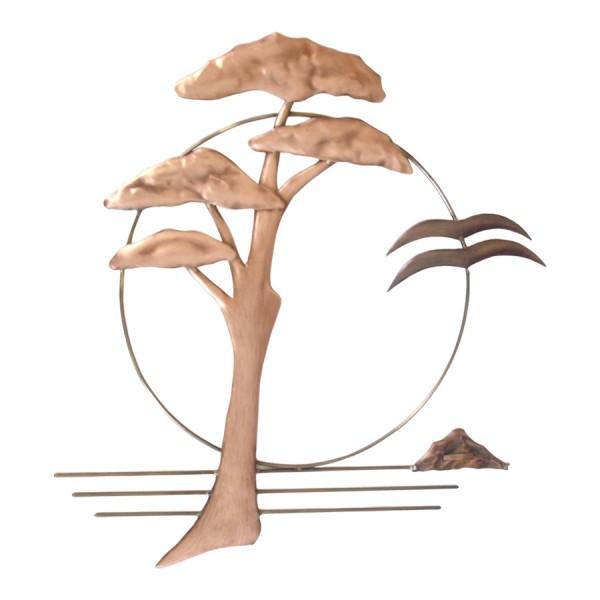 Δέντρο σε κύκλο Διακοσμητικά Τοίχου Διακοσμητικα - papadopoulis.gr