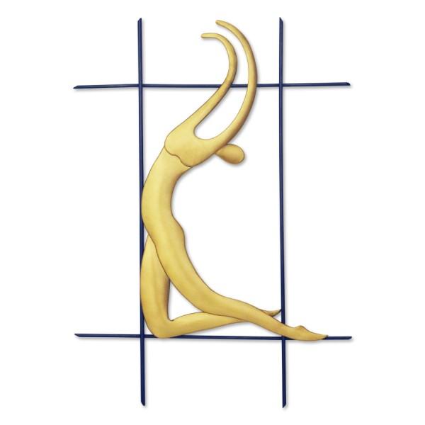 Χορεύτρια σε γραμμικό περίγραμμα Διακοσμητικά Τοίχου Διακοσμητικα - papadopoulis.gr